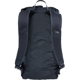 The North Face Flyweight Rolltop Backpack Asphalt Grey